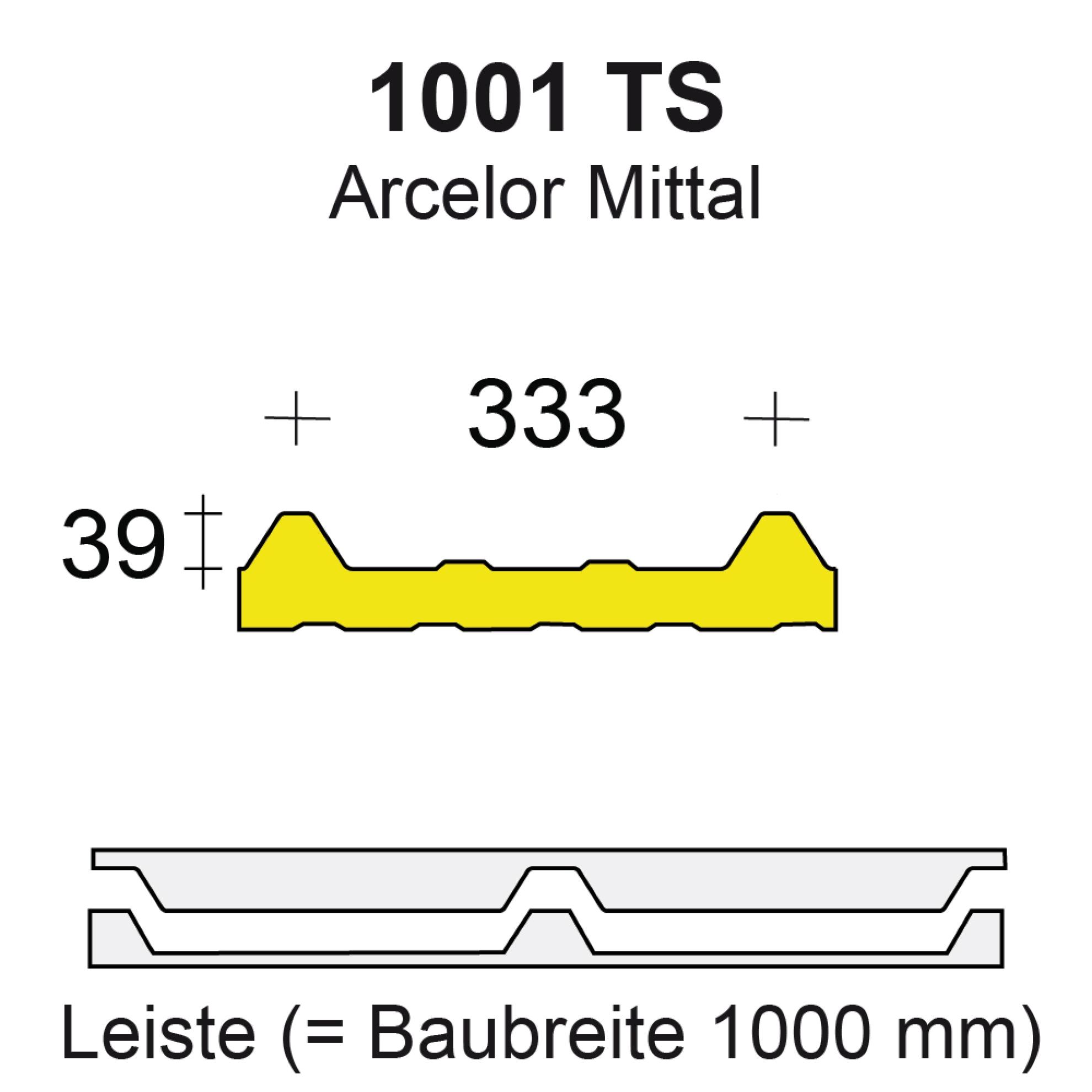 profilf ller arcelor mittall amcd typ 1001 ts sickenf ller arcelor mittal. Black Bedroom Furniture Sets. Home Design Ideas